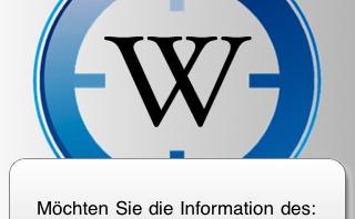 Meine ständigen Wegbegleiter (iPhone Apps) – Teil 1: Wikihood +