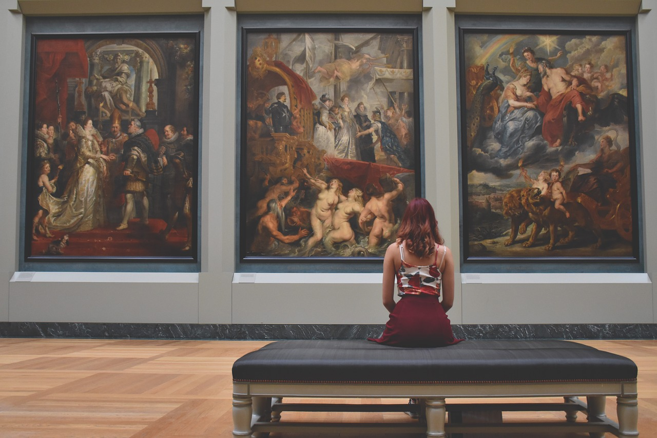 """Ausstellungen machen gemeinsam noch mehr Freude – Facebook-Gruppe """"Kultur-Genuss"""""""