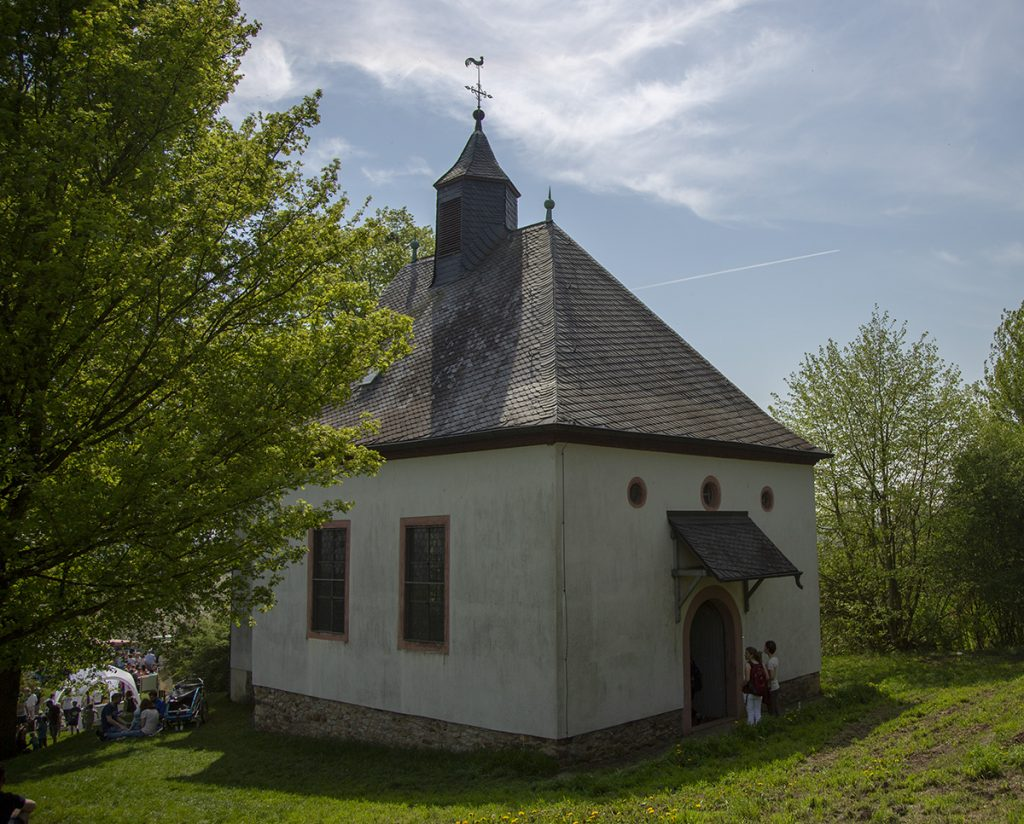 Hollarkapelle bei Ockstadt (Friedberg)